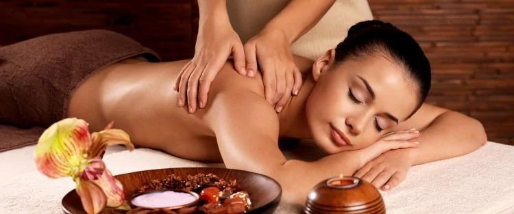 эротический массаж девушке в Москве салон