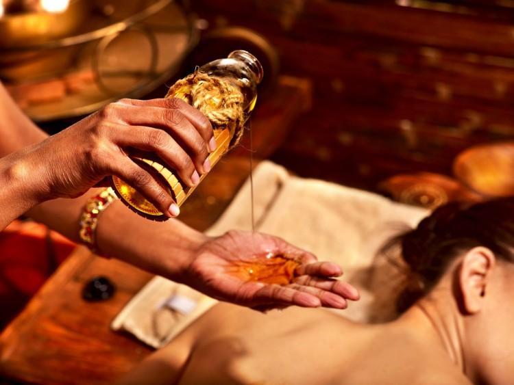 индийский массаж в Москве