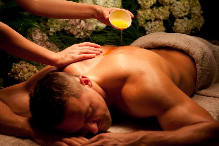 релакс массаж в Москве для мужчин
