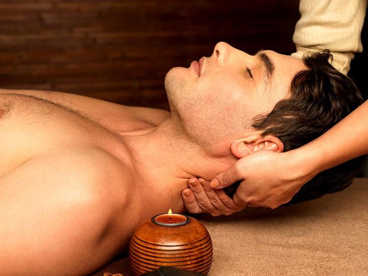 массаж лингама эротический
