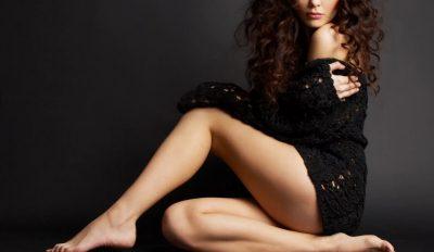 о технике эротического массажа женскими ножками - футджобе